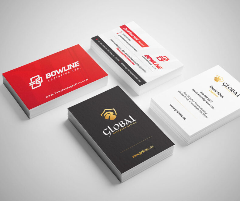 Global Business Cards