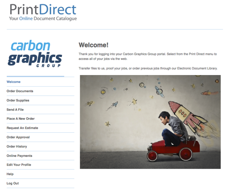 Print Direct Carbon Graphics Group
